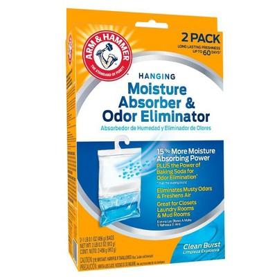 Arm & Hammer Moisture Absorber and Odor Eliminator