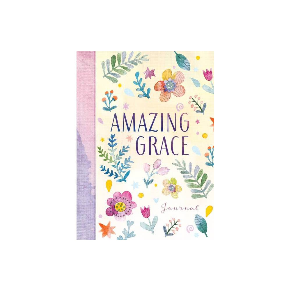 Amazing Grace Fabric Journal By Belle City Gifts Hardcover