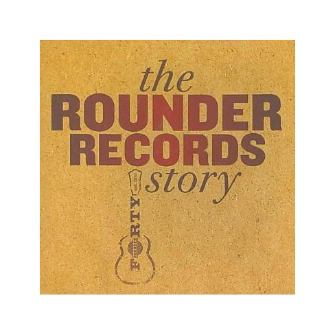 Various - Rounder Records Story (CD) - image 1 of 1