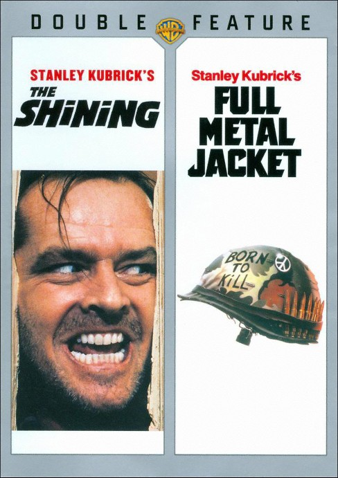 Full Metal Jacket/The Shining [2 Discs] - image 1 of 1