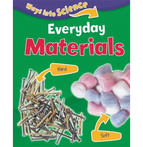 Everyday Materials (Paperback) (Peter Riley) - image 1 of 1