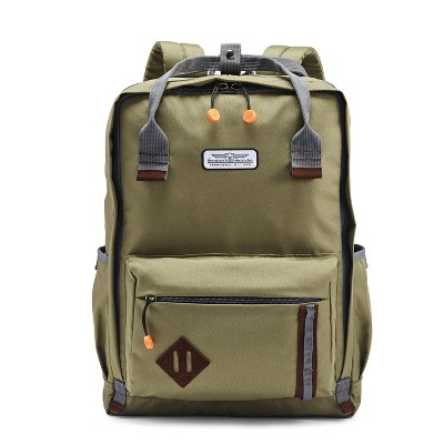 American Tourister 18  Cooper Backpack - Olive