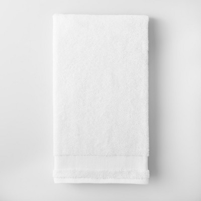 Solid Beach Towel True White - Made By Design™