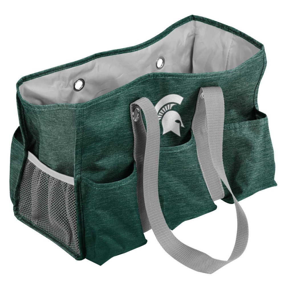 Ncaa Michigan State Spartans Crosshatch Jr Caddy Daypack