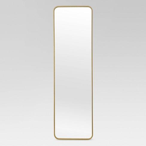 Over-the-Door Mirror Metal - Project 62™ - image 1 of 3