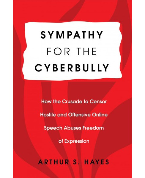 Sympathy for the Cyberbully : How the Crusade to Censor Hostile and Offensive Online Speech Abuses - image 1 of 1