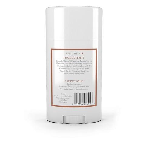 Native Coconut & Vanilla Deodorant - 2 65oz