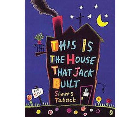 This Is the House That Jack Built (Reprint) (Paperback) (Simms Taback) - image 1 of 1