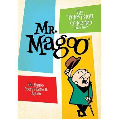 Mr. Magoo: The Television Collection 1960-1977 (DVD)(2011)