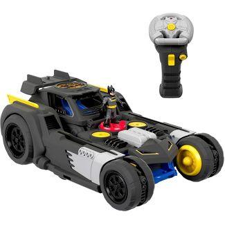 Fisher-Price Imaginext DC Super Friends Transforming Batmobile RC Vehicle