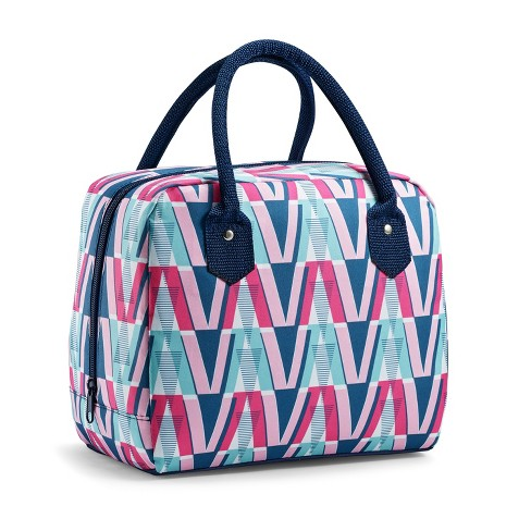 Fit & Fresh Bloomington Lunch Tote - Chevron - image 1 of 4