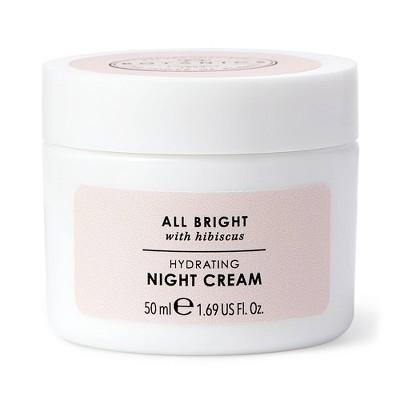 Botanics All Bright Night Cream - 1.69 fl oz
