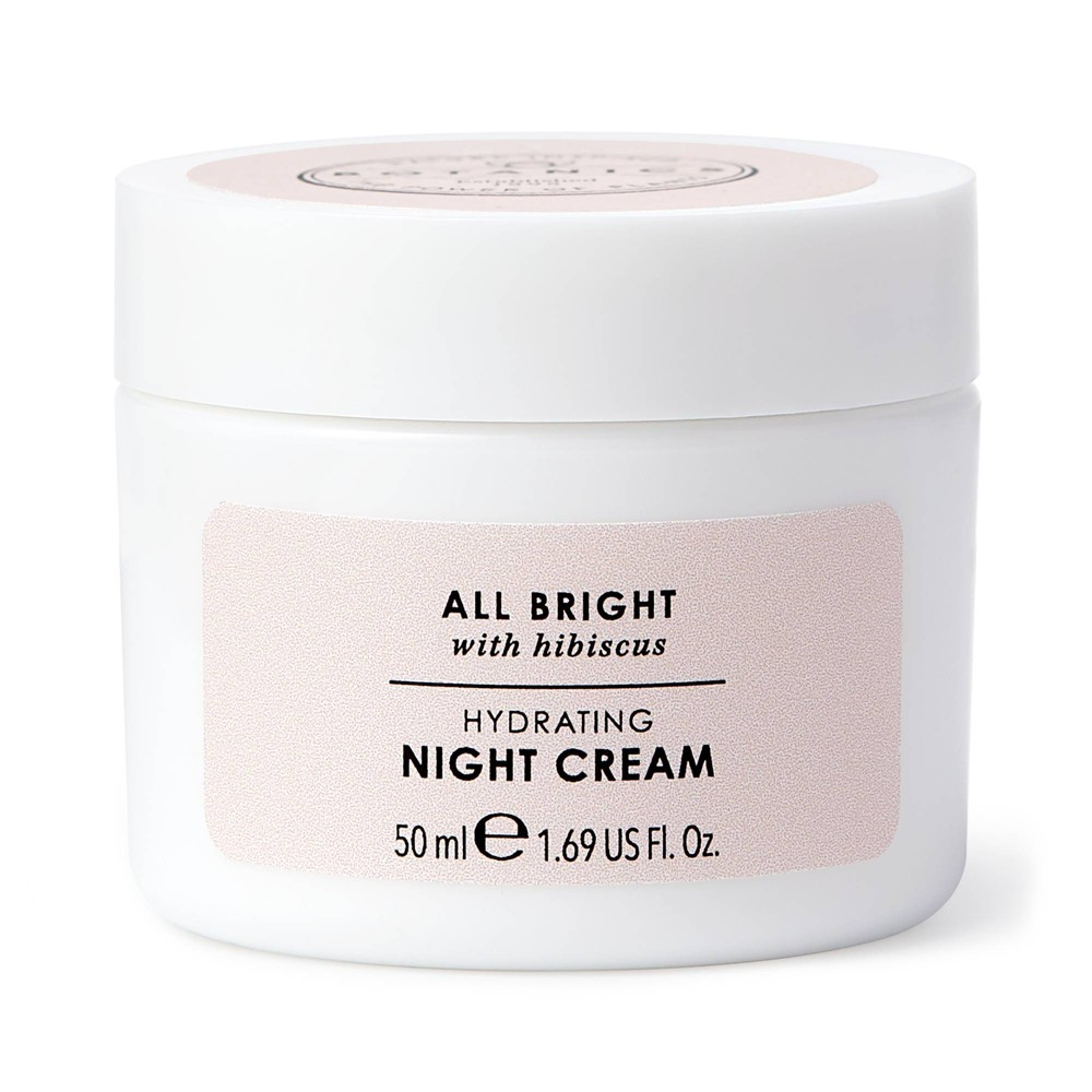Image of Botanics All Bright Night Cream - 1.69 fl oz