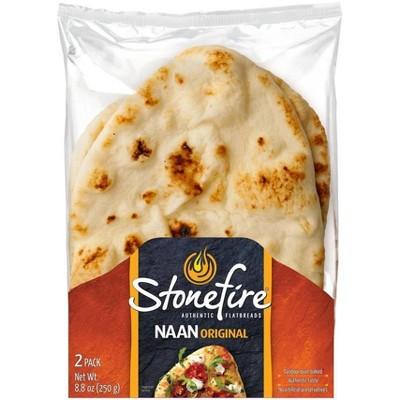 Stonefire Original Naan Bread - 8.8oz/2ct