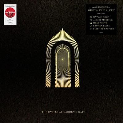 Greta Van Fleet - The Battle At Garden's Gate (Target Exclusive, Vinyl)