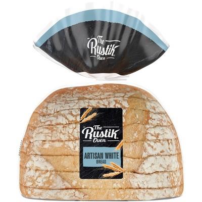 The Rustik Oven Artiasn White Bread - 16oz