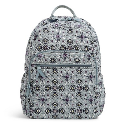 Vera Bradley Women's Recycled Cotton Campus Backpack
