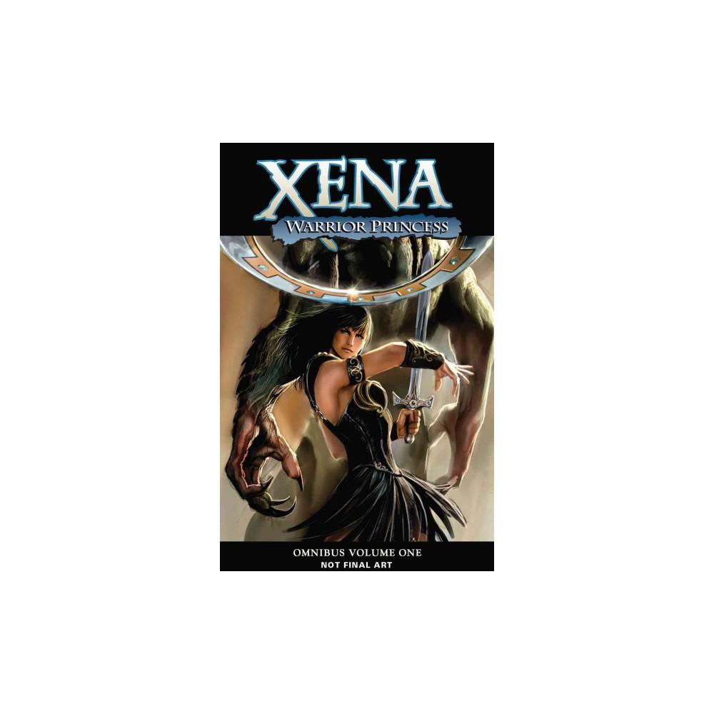 Xena Warrior Princess Omnibus 1 (Paperback) (John Layman & Keith Champagne)