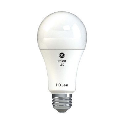 General Electric 50/150W Relax 3Way LED Light Bulb White