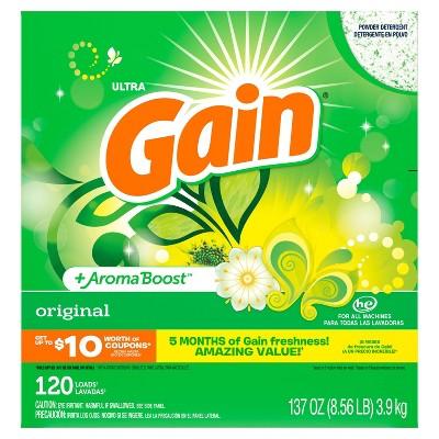 Gain Original Powder Laundry Detergent