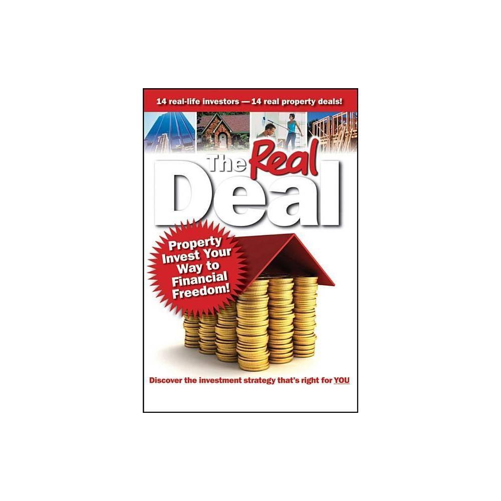 The Real Deal By Brendan Kelly Simon Buckingham Paperback