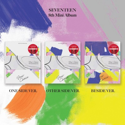 SEVENTEEN - 8th Mini Album 'Your Choice' (Target Exclusive, CD)