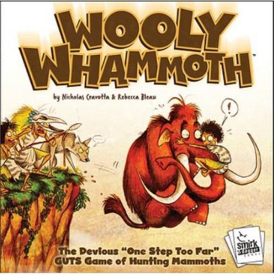 Wooly Whammoth Board Game