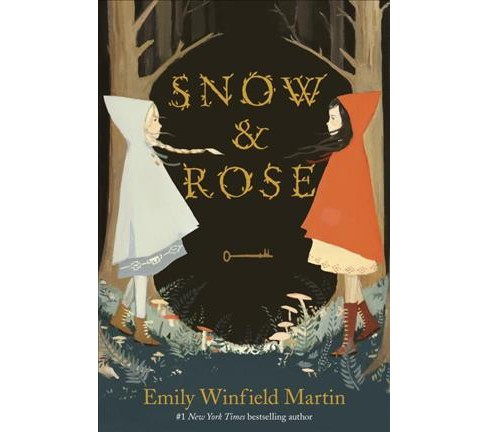 Snow & Rose (Hardcover) (Emily Winfield Martin) - image 1 of 1
