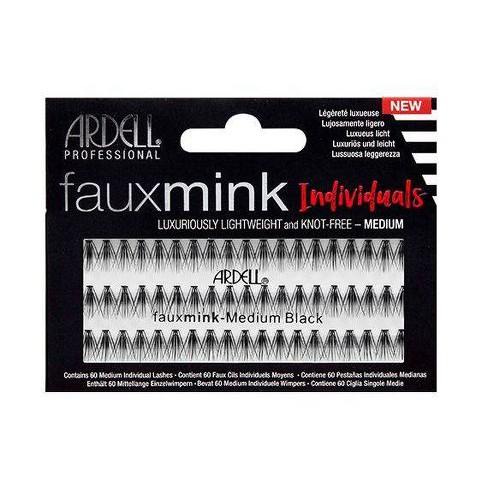 e0c2fc634c3 Ardell Eyelash Individual Faux Mink Lash Combo Pack - 60ct : Target