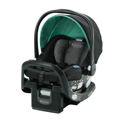 Graco SnugRide SnugFit 35 Infant Car Seat with Anti-Rebound Bar