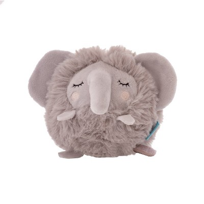 Manhattan Toy Squeezable Elephant Stuffed Animal
