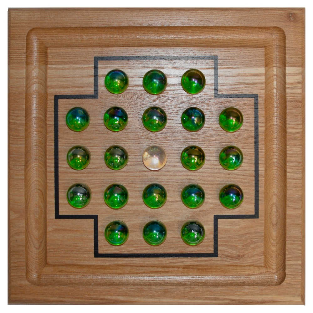 Square Root IQ Solitary Game