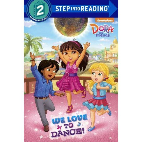 We Love to Dance! - (Step Into Reading) by  Kristen L Depken (Hardcover) - image 1 of 1