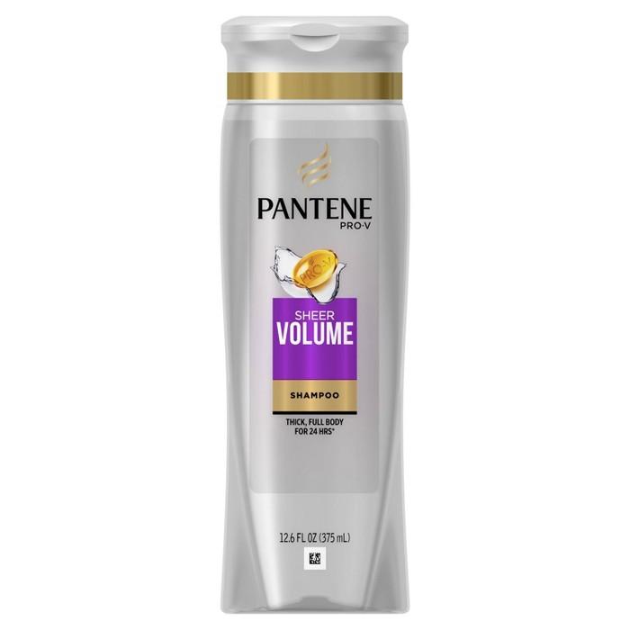 Pantene Pro-V Sheer Volume Shampoo - 12.6 Fl Oz : Target