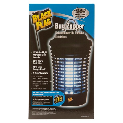 black flag insect killer target