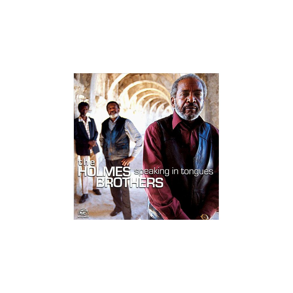 Holmes Brothers - Speaking In Tongues (CD)