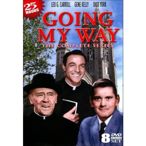 Going My Way: The Complete Series (DVD) - image 1 of 1