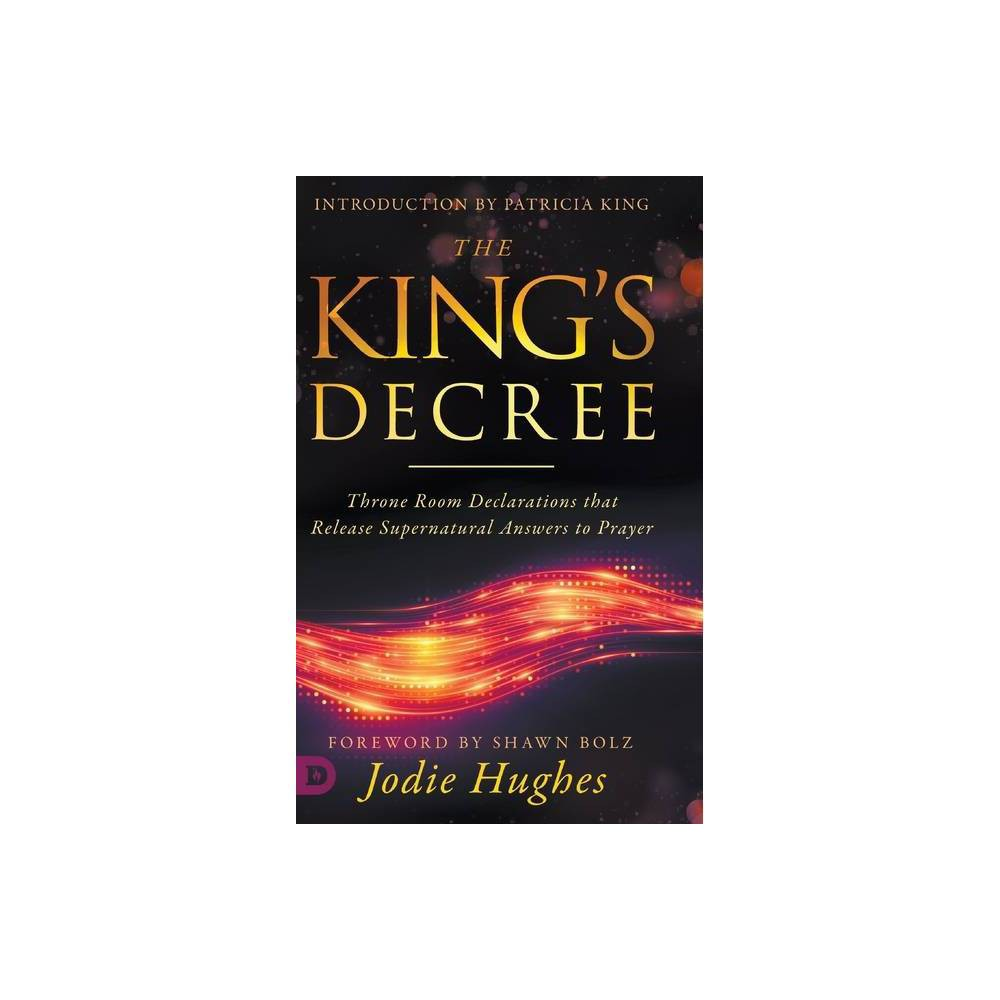 The King S Decree By Jodie Hughes Hardcover