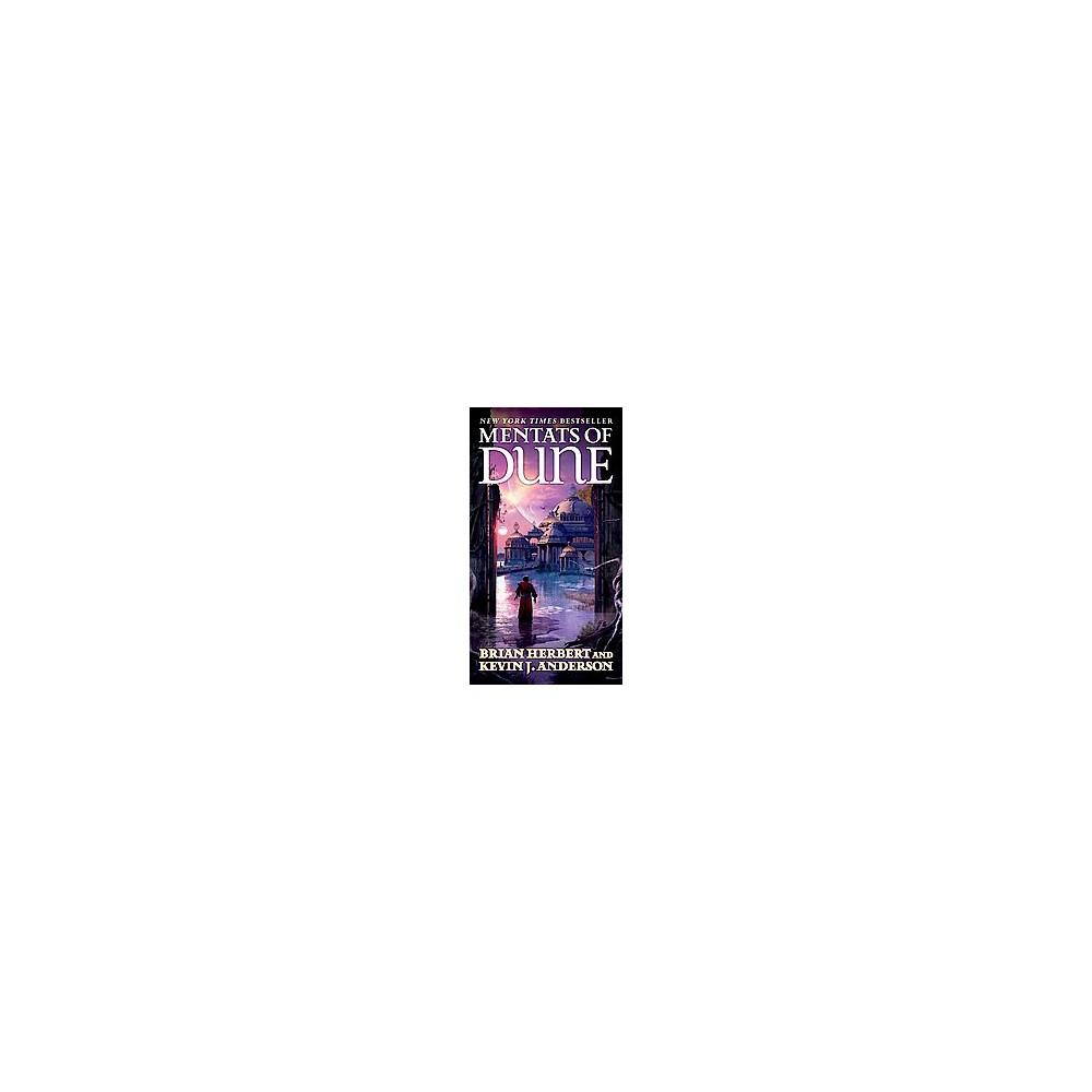 Mentats of Dune (Paperback) (Brian Herbert & Kevin J. Anderson)