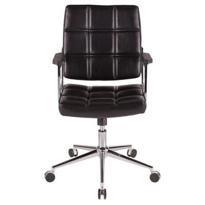 Bureau Contemporary Office Chair   LumiSource : Target