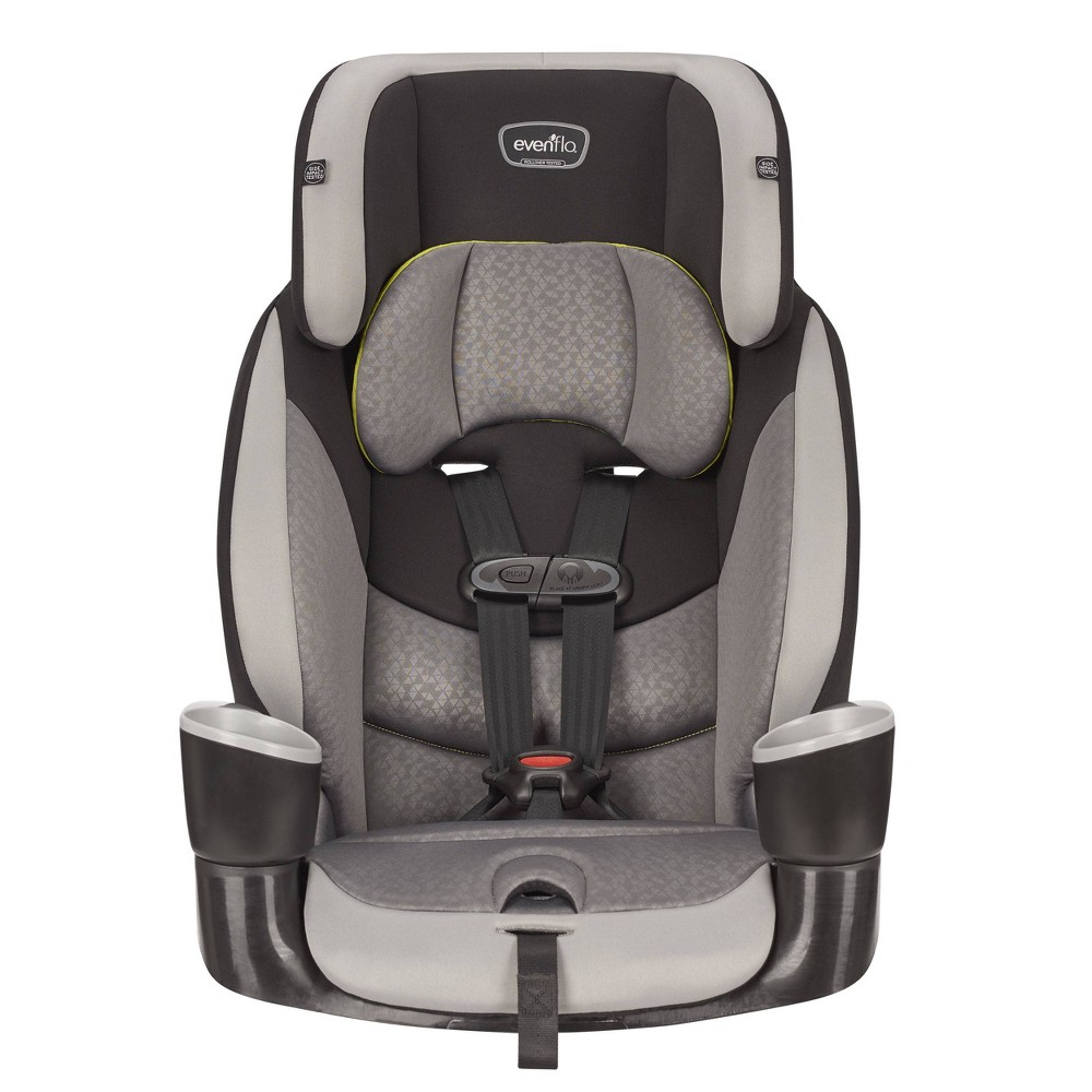 Image of Evenflo Maestro Sport Harness Booster Car Seat - Crestone Peaks