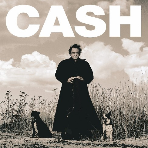 Johnny Cash - American Recordings (Vinyl) - image 1 of 1