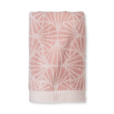 Woven Hand Towel Casual Pink - Project 62™