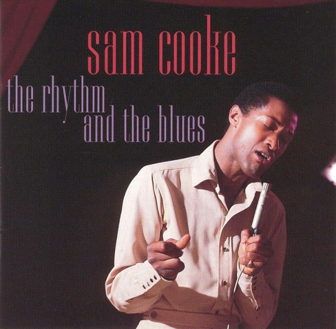 Sam cooke - Rhythm and the blues (CD) - image 1 of 1