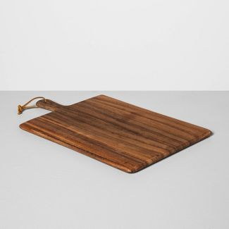 "17"" x 11"" Acacia Cutting Board - Hearth & Hand™ with Magnolia"