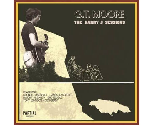 G.T. Moore - Harry J Sessions (CD) - image 1 of 1