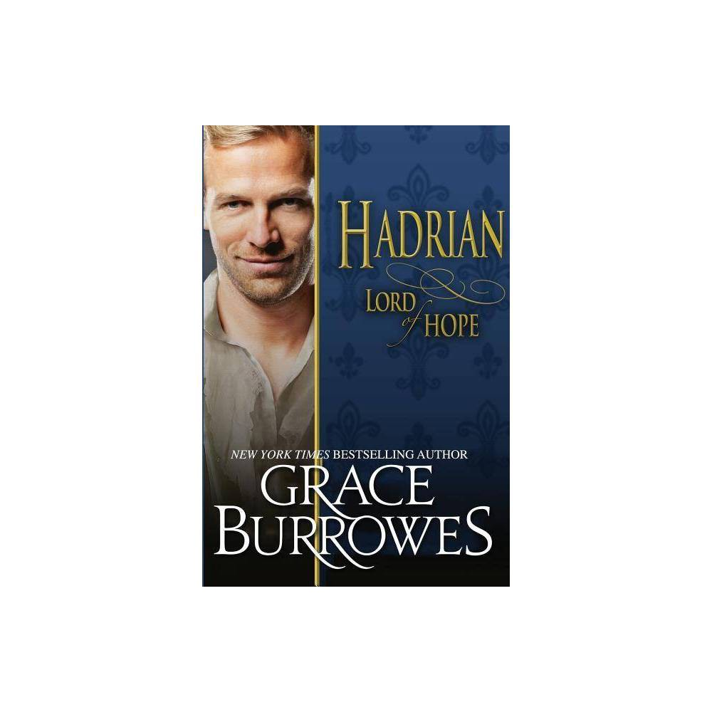 Hadrian Lonely Lords By Grace Burrowes Paperback