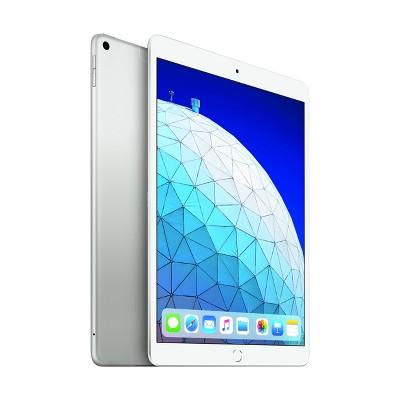 Apple iPad Air 10.5-inch 64GB Wi-Fi Only (2019 Model)- Silver