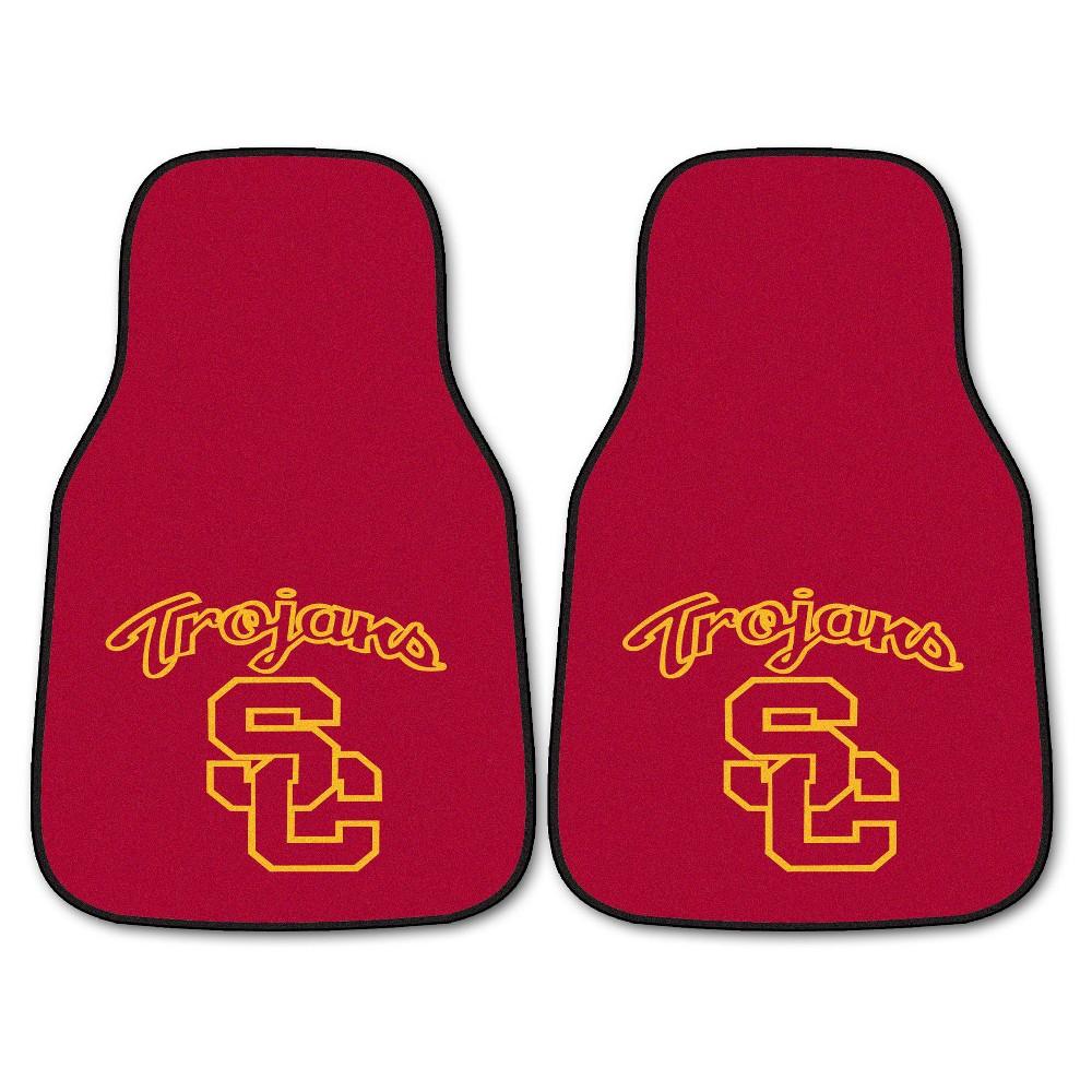 NCAA Usc Trojans FanmatsAutomotive Floor Mat