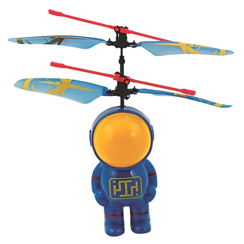 Orbits Aero Naut Infrared Rc Flying Spaceman - Blue - image 1 of 3